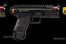 Pistolet/Revolver