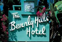 Beverly Hills hotel: DECOR INSPIRATION