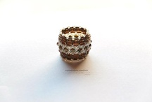 My Jewelry Creations - Rings / by Natalia Savastano