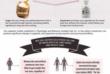 Ultimate Sugar Free / Learn everything there is to know about sugar including it's effects on your body, different types of sugar and common substitutes for sugar that you didn't even know existed! Find some inspiration to ditch the sugar, if you haven't already.