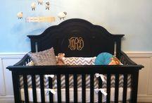 Baby M's nursery / by Viviana Llaurado-Marino