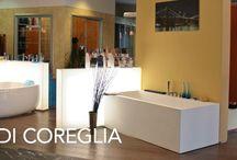Showroom Piano di Coreglia / Immagini dei prodotti e del nostro staff a Piano di Coreglia in Garfagnana