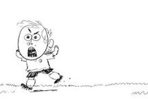 Online comics and sketches / by Est Elle