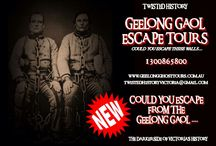 Twisted History Tours / Twisted History run a range of tours in Beechworth, Geelong and Melbourne
