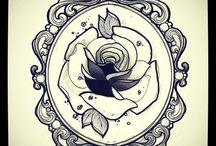 espejos  tattoo