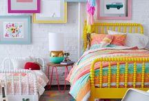 Girls new room / by Claire Brewster