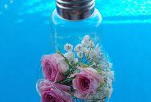 Becuri cu flori