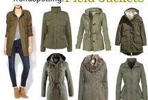 Stylish outerwear