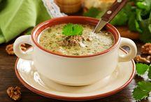 Soup, Şorba, Çorba / About a soups
