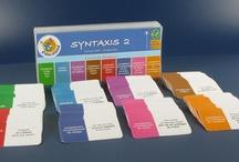 La collection Syntaxis... / Tout pour travailler la syntaxe de la phrase ...