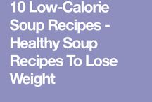 Weight loss soups