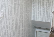 Wallpaper & Wall Coverings / by Mary Ogan