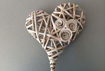 сердечки-валентинки плетение