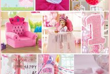 1st Birthday Girl Ideas
