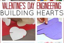 День Святого Валентина (творчество с детьми)