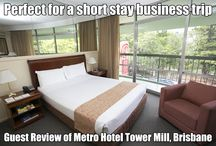 Testimonials - Metro Hotels / by Metro Hotels