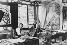 Tiffany's Designers and Craftsmen
