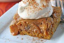 Food - Dessert - Brownies and Blondies