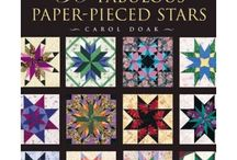 Star Quilt / Inspiration for Liberty and Shot Cotton Quilt