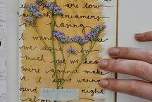 pressed flowers crafts