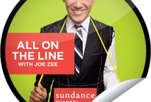 All On The Line with Joe Zee / by Steffie Doll