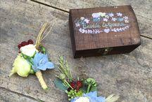 Our works: Wedding Accessories / Boutonnières, coroncine e bracciali di fiori, per un matrimonio da sogno!