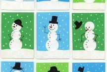 Manualidades de invierno