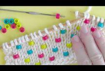 perle su cose in lana