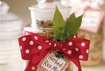 Christmas craft and hamper ideas