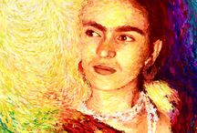 Frida / by Renee Sproles