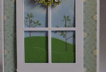 Cards Window and Doors