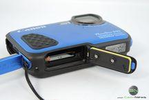 Canon D30 / Diving-Cam mit Rekord-Tiefe von 25 Meter ohne Gehäuse