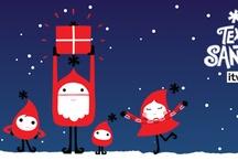 Text Santa!