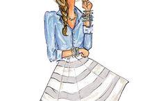 Schițe de moda