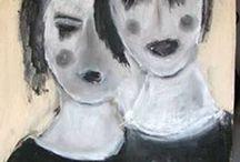 noir / by Diana Gherendi