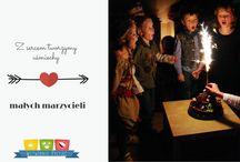 Urodzinki / przyjęcia dla dzieci