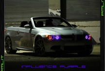 PMLIT Color Selection Lights / Cool pictures of our specialty, car lights!