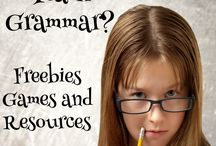 Teaching grammar / by mamawolfe
