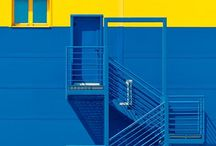 COLOR | Blue & Yellow