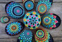 art stones