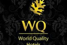 """World Quality Hotels  / """"More than you expect""""- WQH provides global hotel reservations, incentive and corporate bookings, sales and marketing services at primarily.. www.wqhotels.com"""