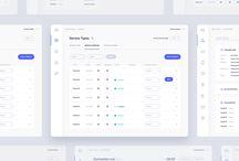 UI Dashboards / Admin Panels