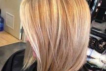 Blonde/ Caramel Hair
