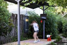 outdoor gym ideas