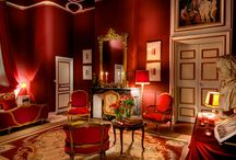 French Interiors / Infusing past and present.  Interiors for modern living within historic settings