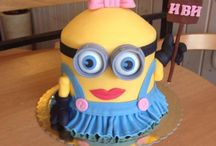 Decorated cakes / Special occasion cake ideas