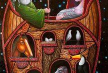 Ark van Noach llustraties