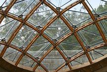 Atrium Glass Roof