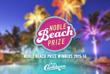 Noble Beach Prize 2015-2016 / by CheapCaribbean.com