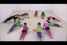 školka cvičení